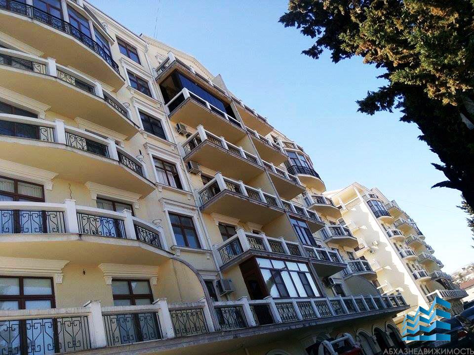 Квартира в новостройке 199 кв.м.