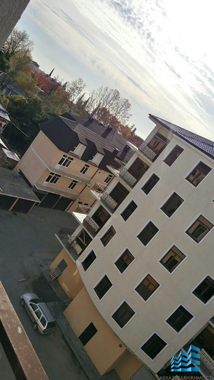 Квартира в новостройке с мансардой 140 кв.м.