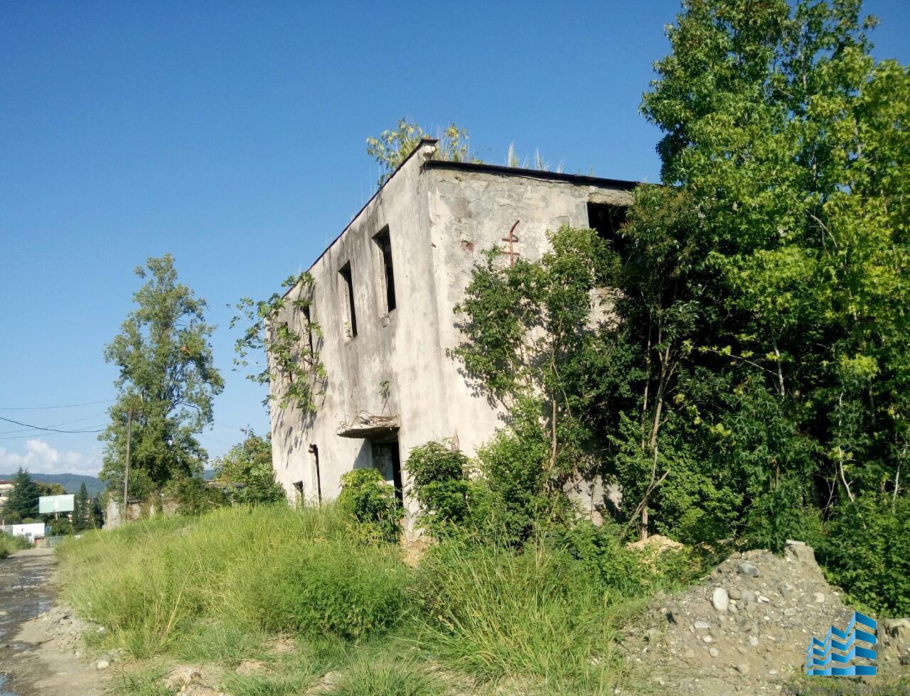 Здание бывшей трикотажной фабрики
