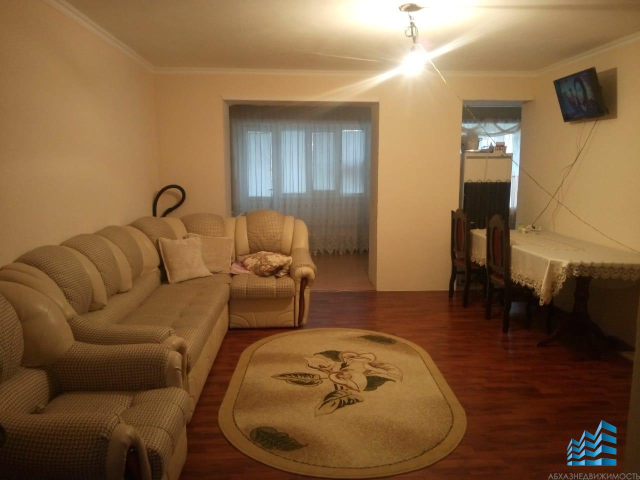 2-комнатная квартира с ремонтом за 850 тыс.руб
