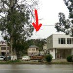 Каркас дом с большим участком по ул. Эшба за 700 тыс