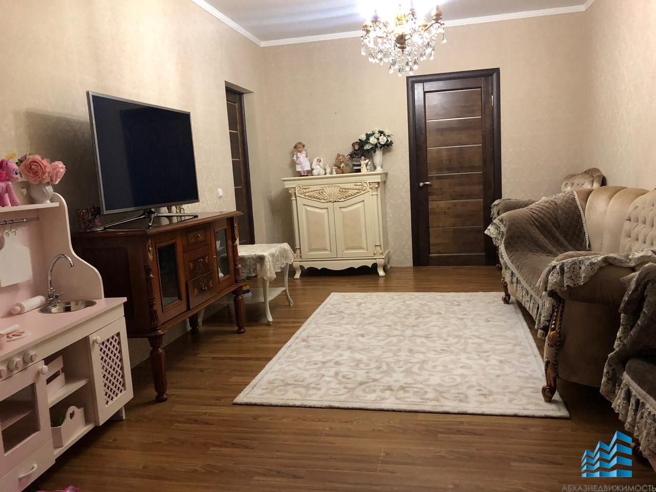 2-комнатная квартира в Сухуме за 1 550 тыс.руб
