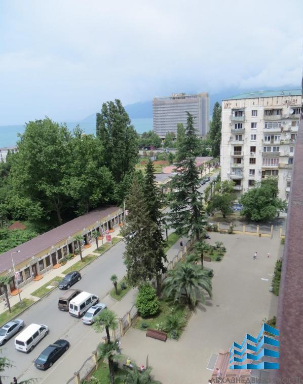 2-комнатная квартира за 600 тыс.руб. в п. Бзыпта