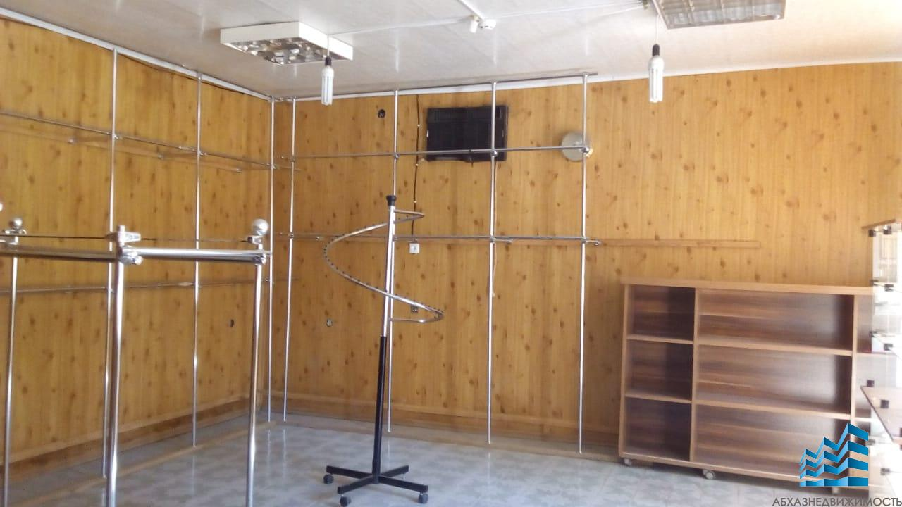 Магазин 48 кв.м. в центре Сухума за 2,2 млн.руб
