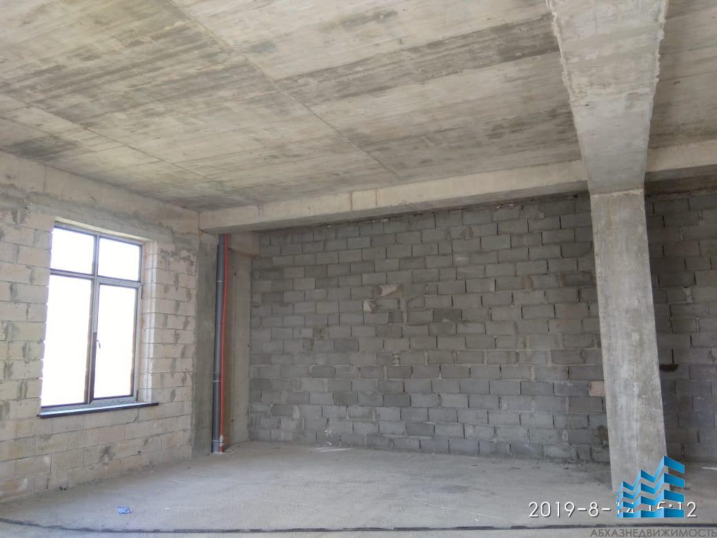 Квартира в новостройке на берегу моря 165 кв.м