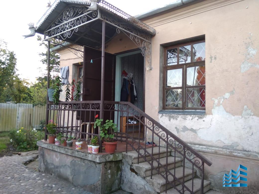 Бельэтажный дом за 1,6 млн. руб