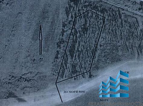 1 гектар + 25 соток на берегу моря в Приморске