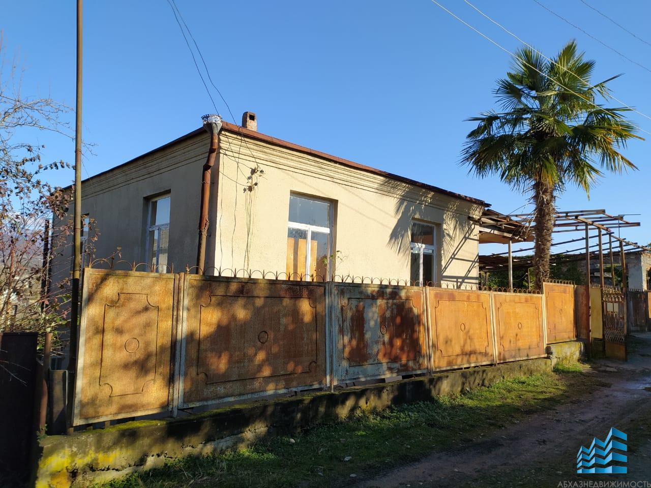 Жилой дом в Сухуме за 750 тыс.руб