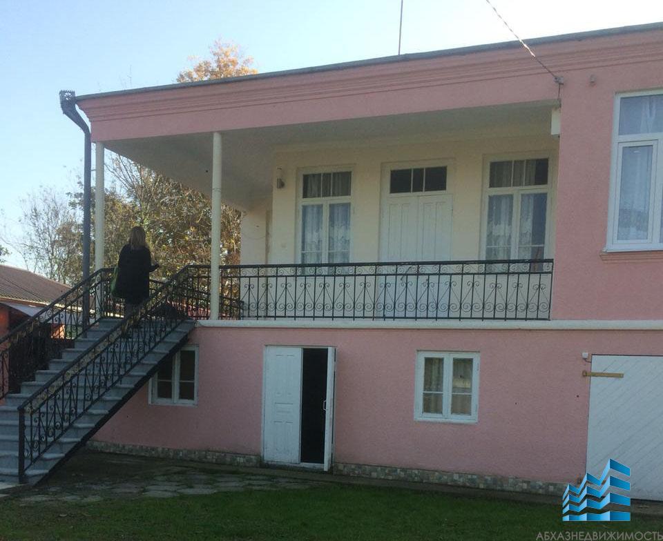 Дом в Гульрипшском районе