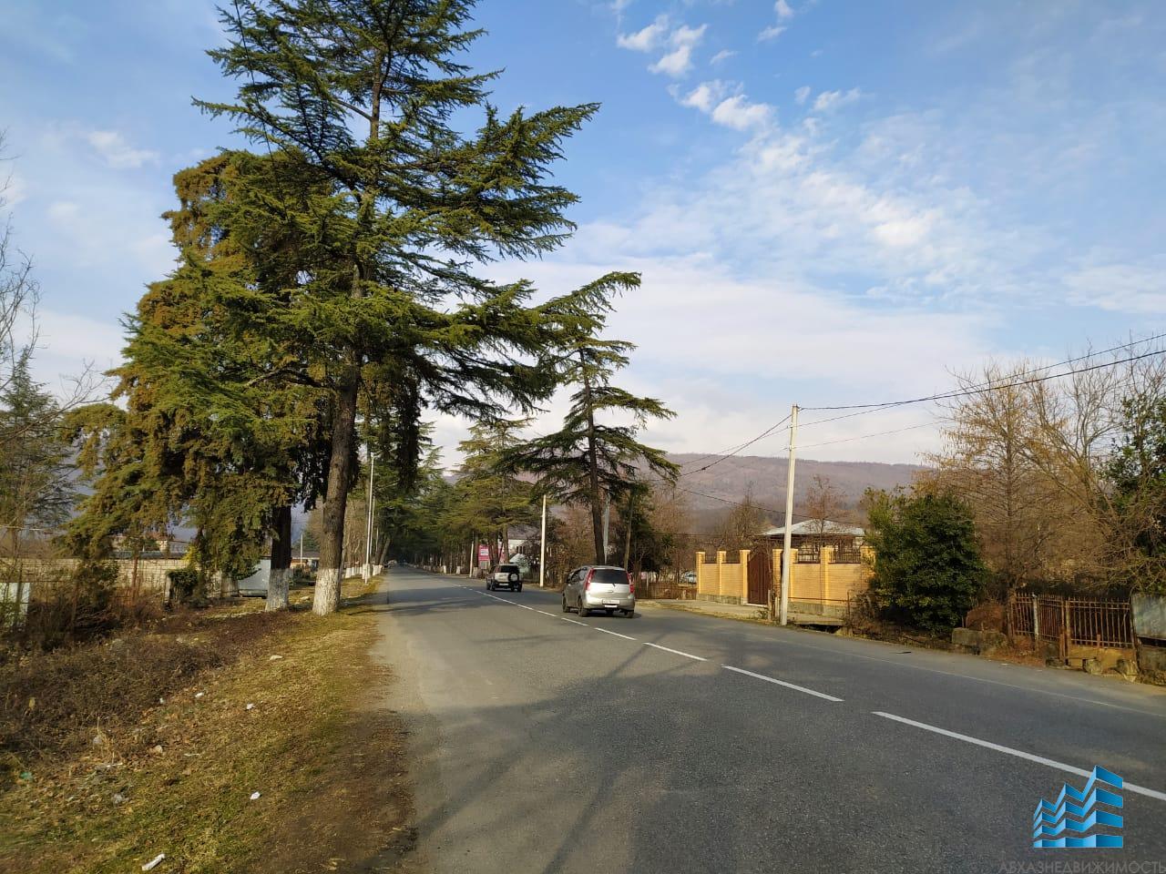 18 соток в Ачадаре