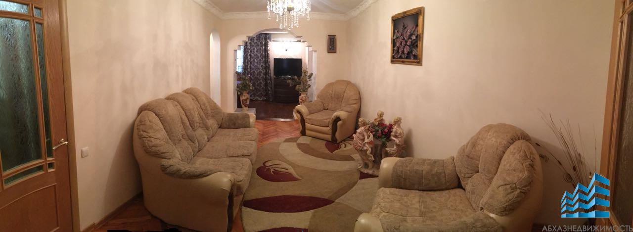 Квартира с ремонтом, мебелью и техникой