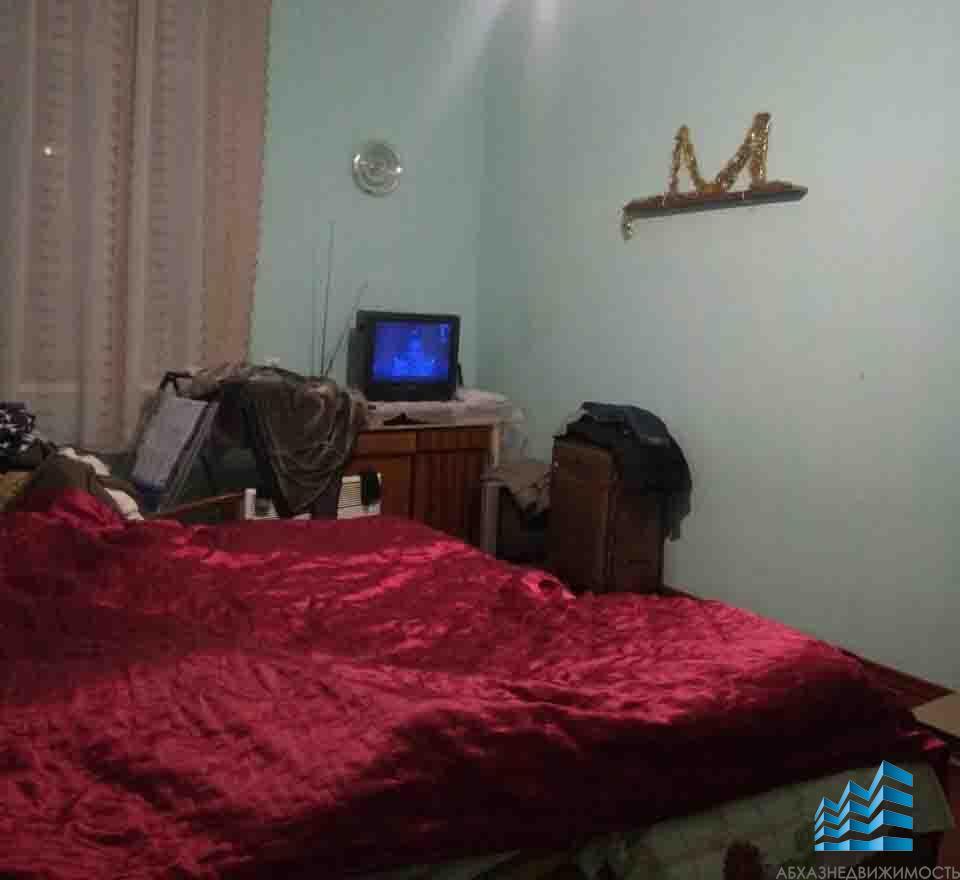 2-комнатная квартира в центре Сухума за 1,6 млн.руб