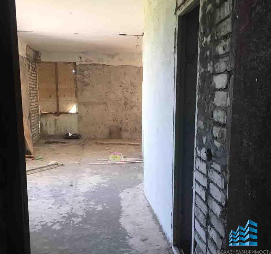 2-комнатная квартира на Бзыби