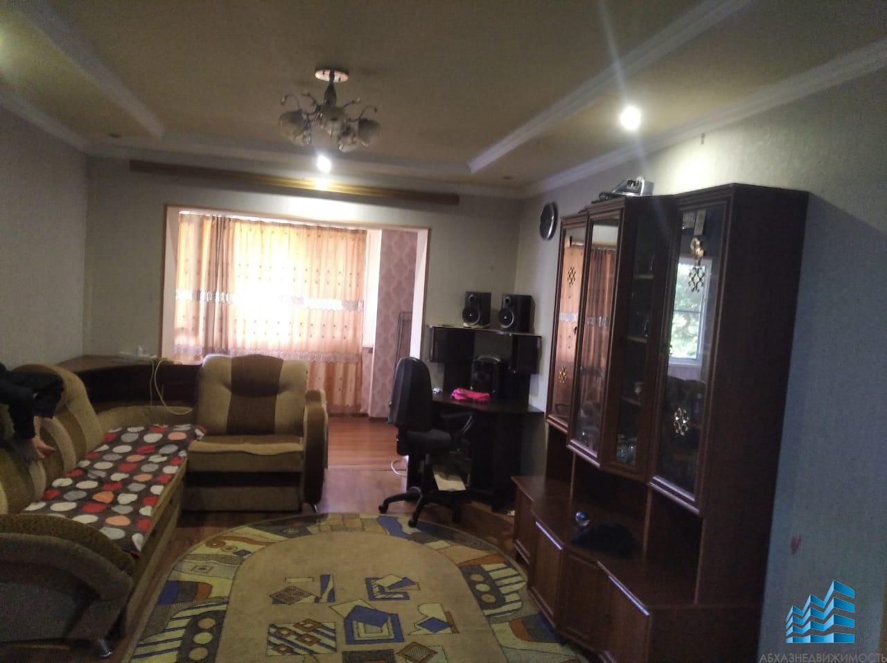 2-комнатная квартира на Новом районе