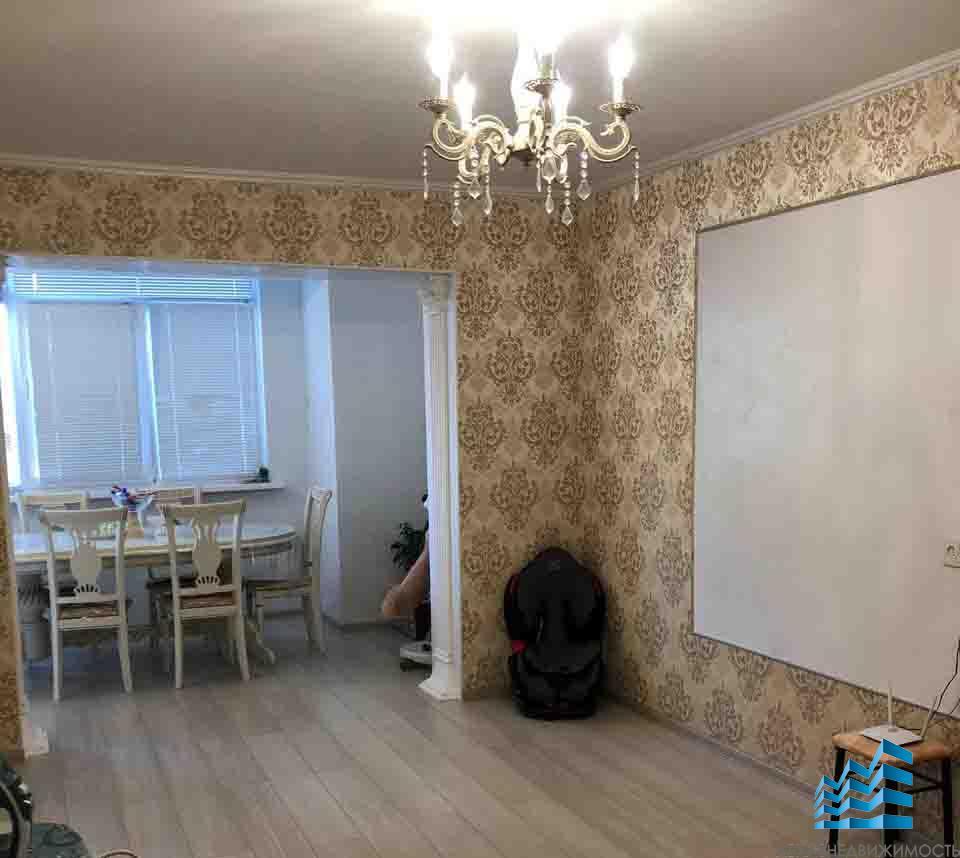 Квартира с мебелью в центре Гагры