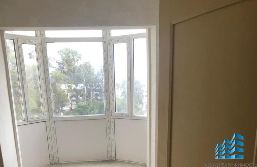 Две квартиры в новостройке в Агудзере