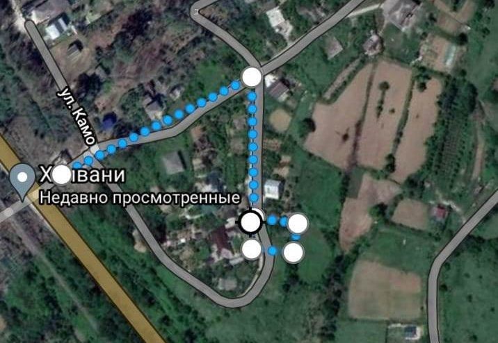 406. Земельный участок в пос.Цандрипш