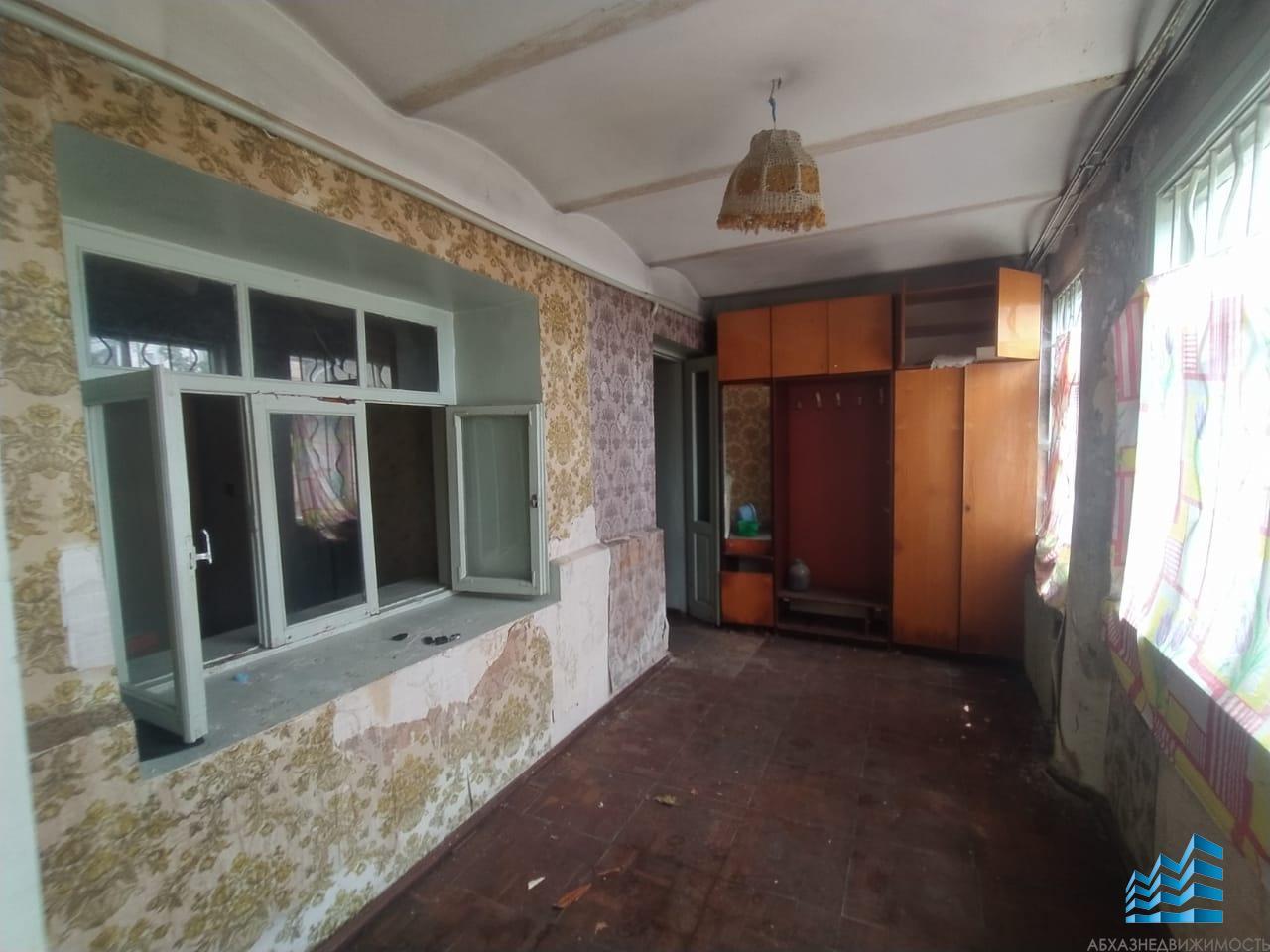371. Часть дома состоящая из 3 комнат на Турбазе