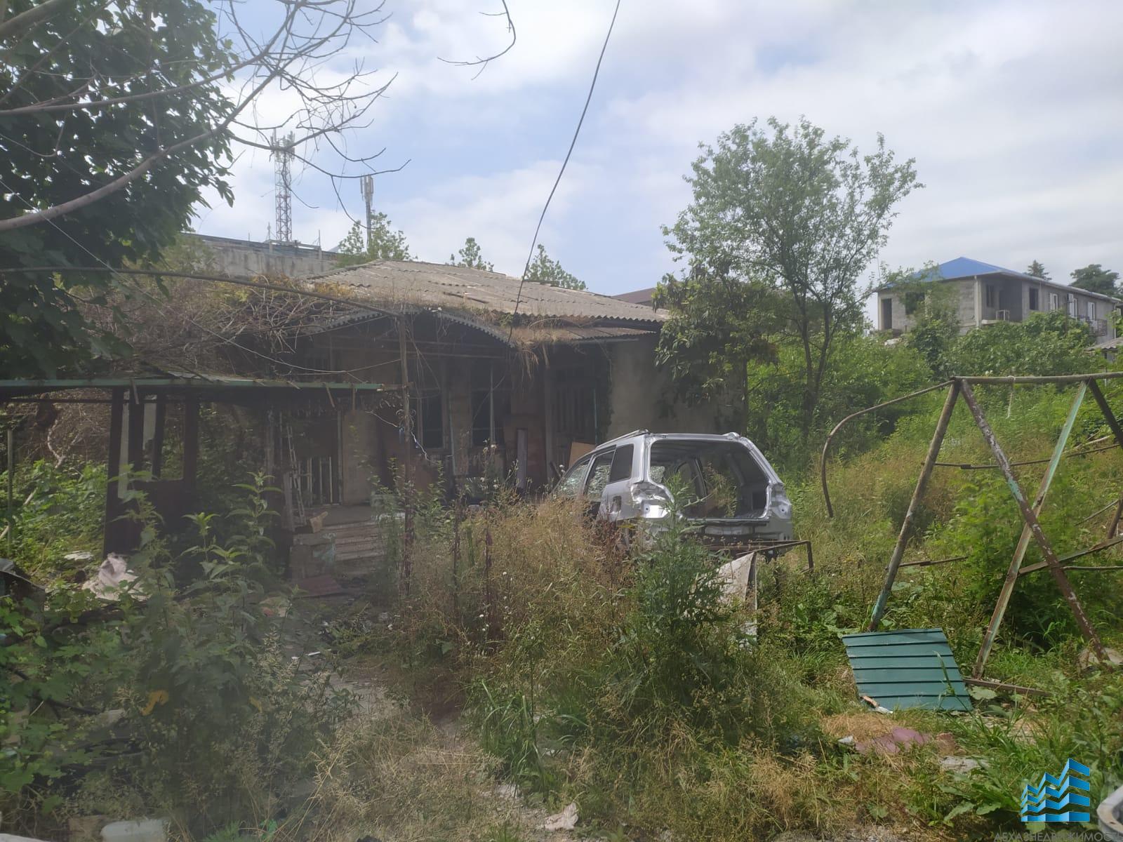 413. Земельный участок в центре Сухума по ул.Чанба