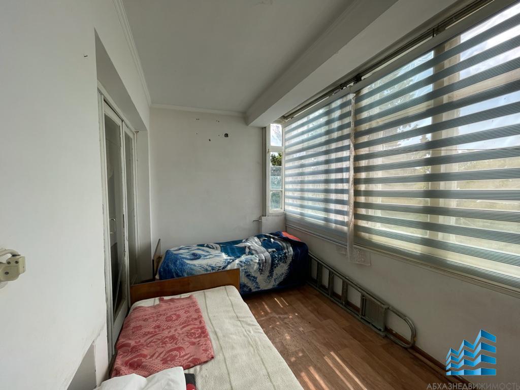 486. Квартира в Сухуме за 1,5 млн.руб.