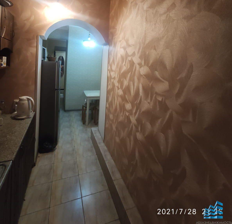 554. 2-комнатная квартира с ремонтом