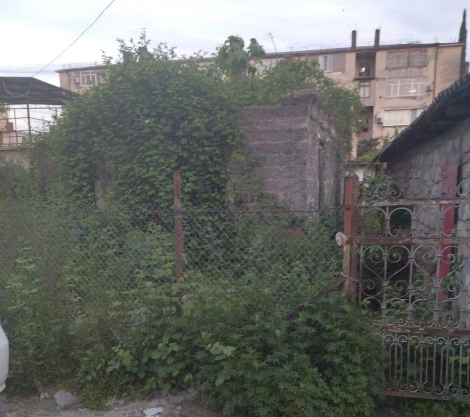 514. Земельный участок в центре Сухума