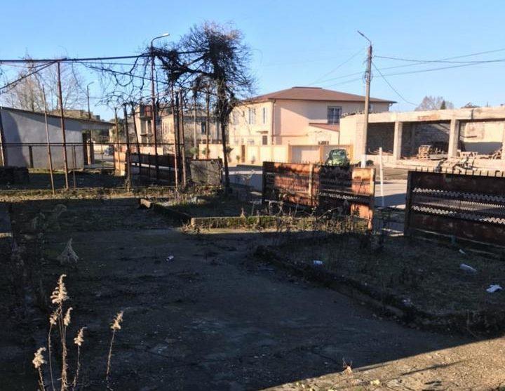 504. Земельный участок в Очамчире