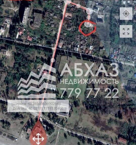 528. Земельный участок на границе с РФ